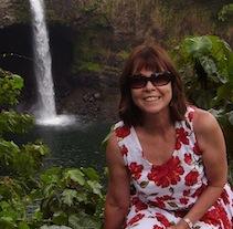 Kaimukanaka Falls, Hawaii